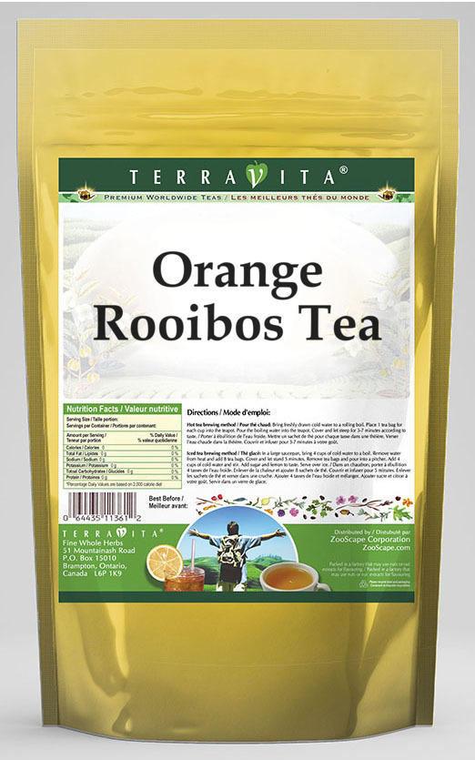 Orange Rooibos Tea