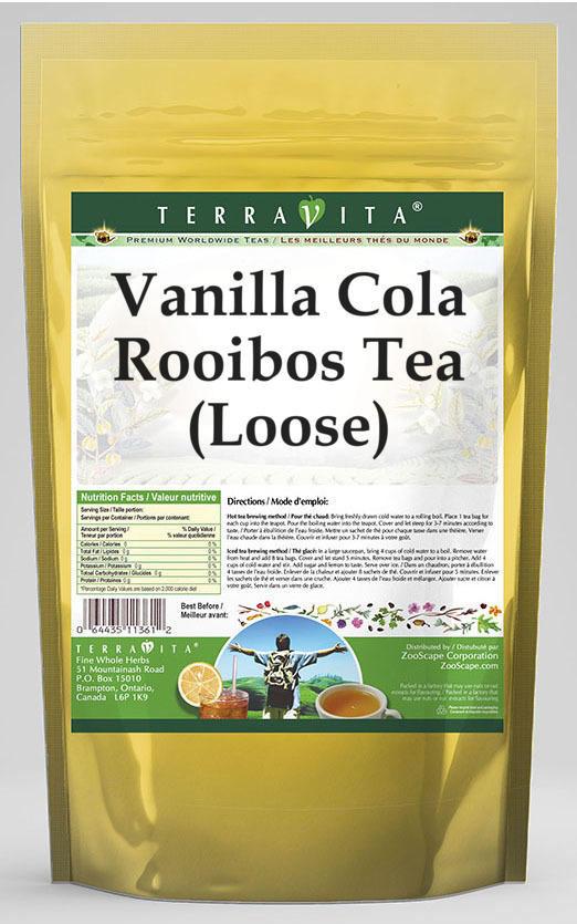 Vanilla Cola Rooibos Tea (Loose)
