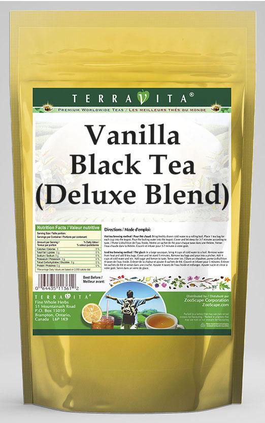 Vanilla Black Tea (Deluxe Blend)