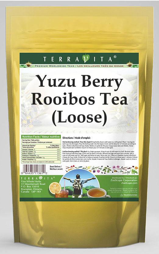 Yuzu Berry Rooibos Tea (Loose)