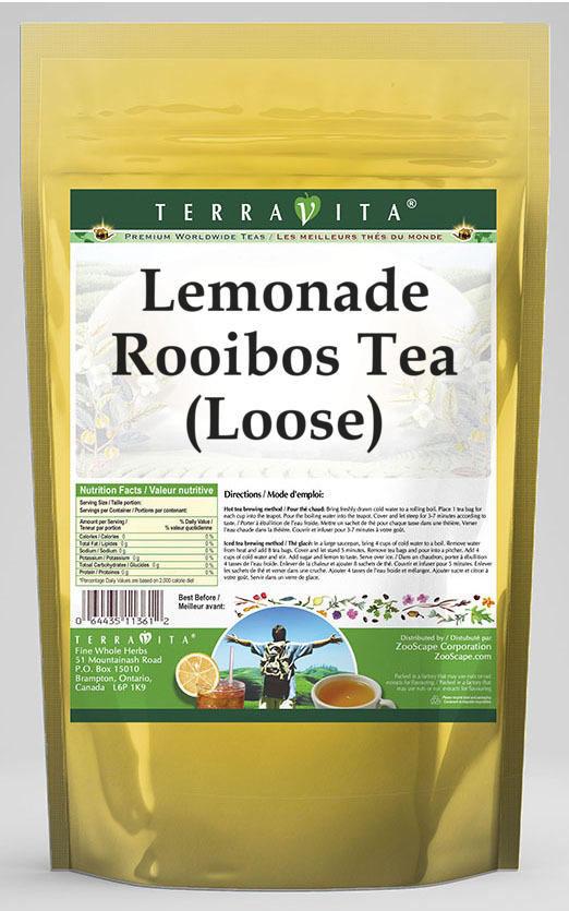 Lemonade Rooibos Tea (Loose)