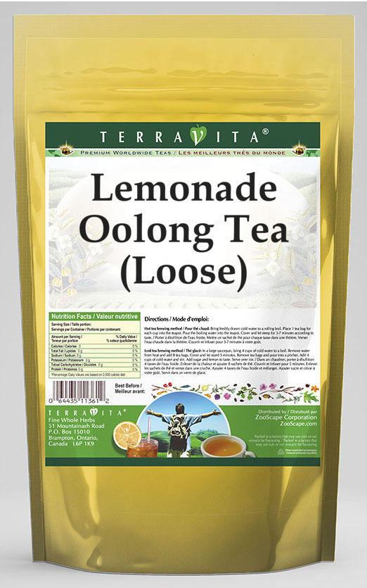 Lemonade Oolong Tea (Loose)