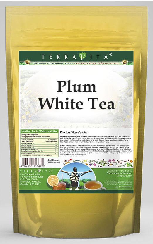 Plum White Tea