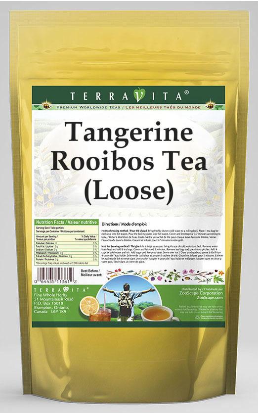 Tangerine Rooibos Tea (Loose)
