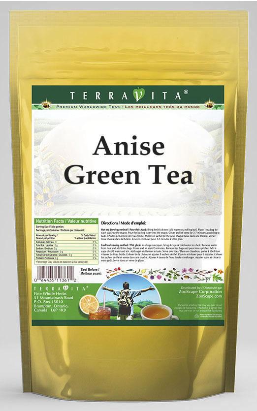 Anise Green Tea