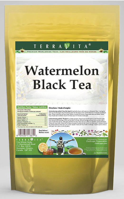 Watermelon Black Tea