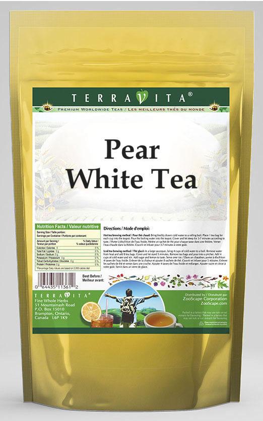 Pear White Tea
