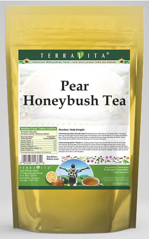 Pear Honeybush Tea