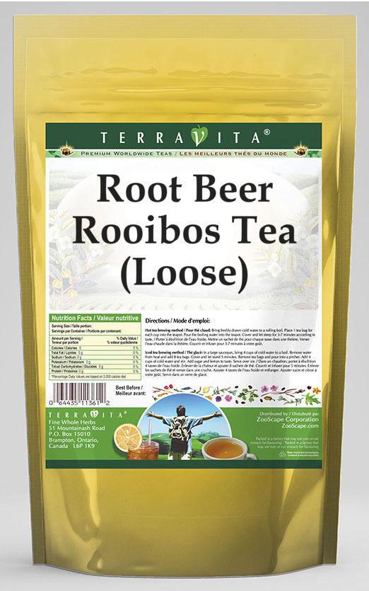 Root Beer Rooibos Tea (Loose)