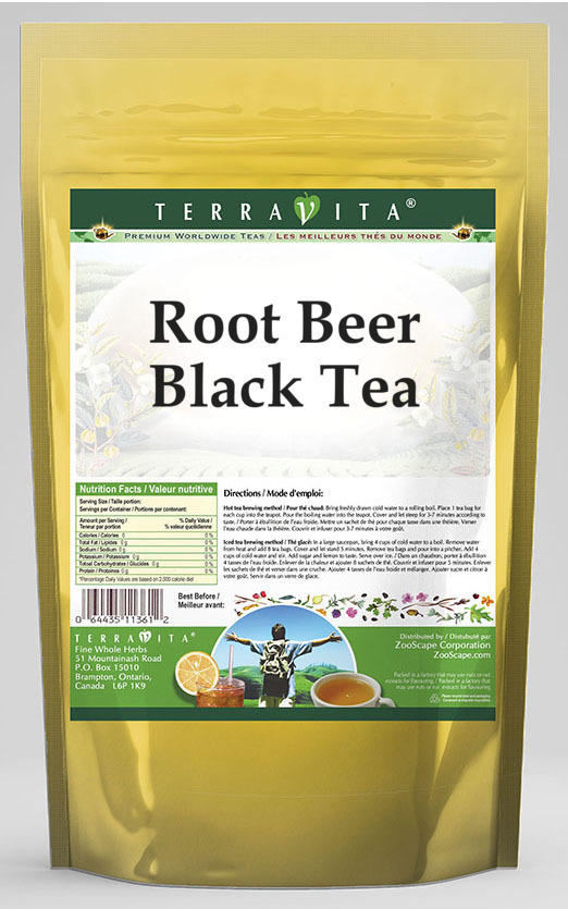 Root Beer Black Tea