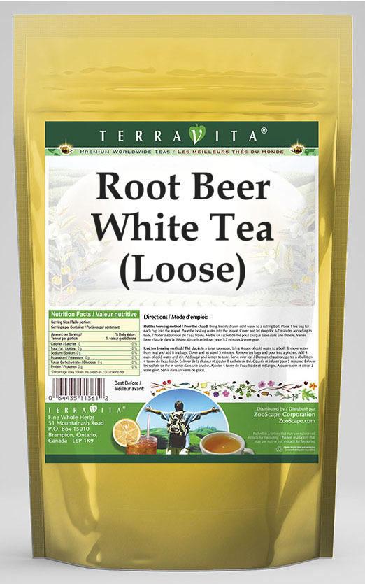 Root Beer White Tea (Loose)