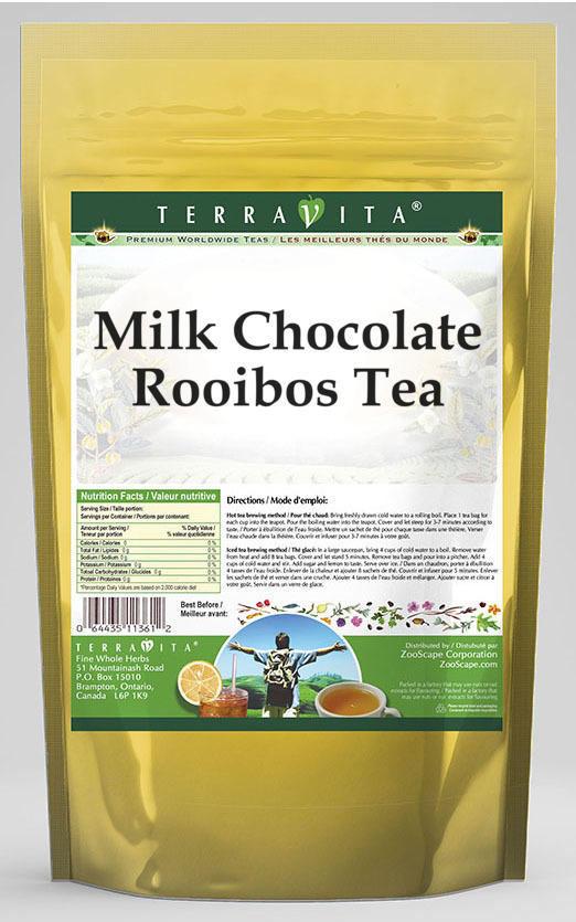 Milk Chocolate Rooibos Tea