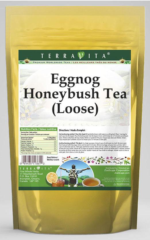 Eggnog Honeybush Tea (Loose)