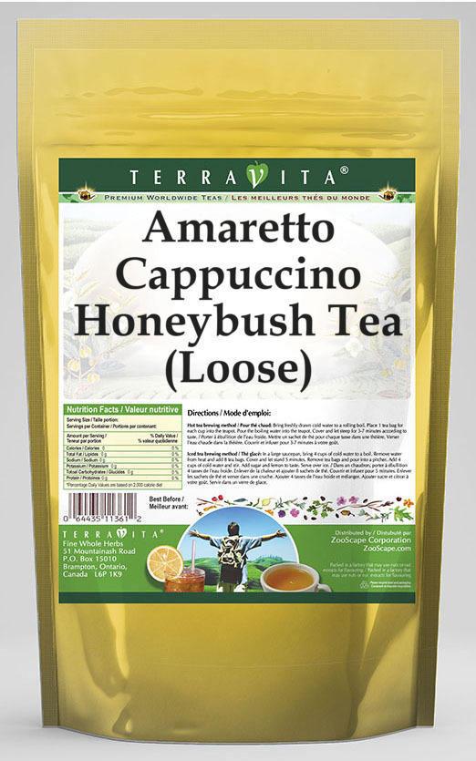 Amaretto Cappuccino Honeybush Tea (Loose)
