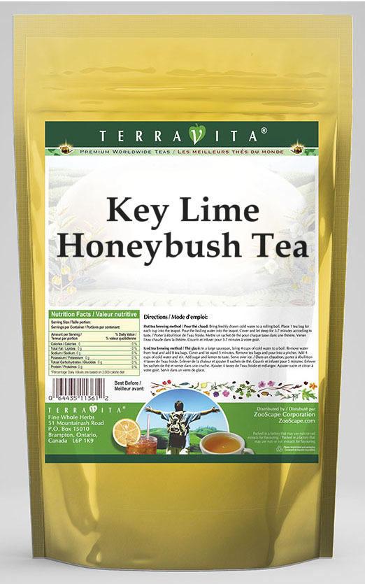 Key Lime Honeybush Tea