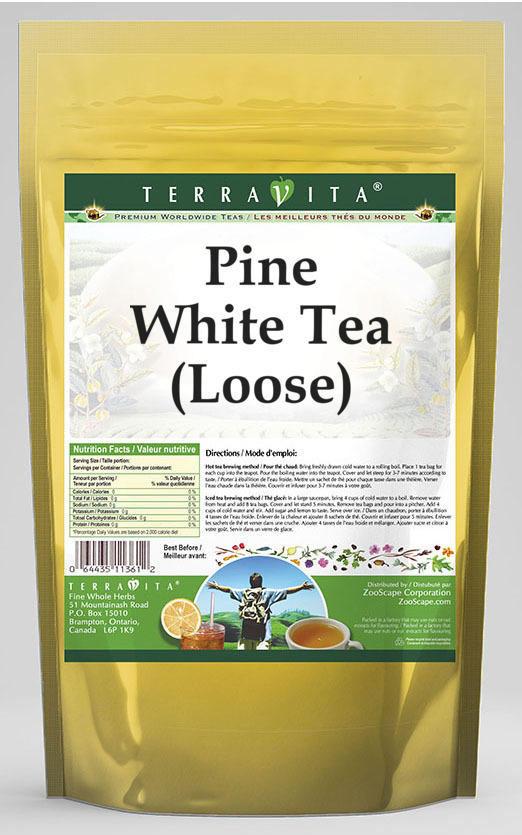 Pine White Tea (Loose)