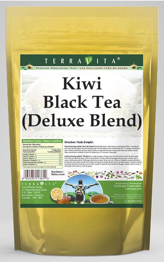 Kiwi Black Tea (Deluxe Blend)
