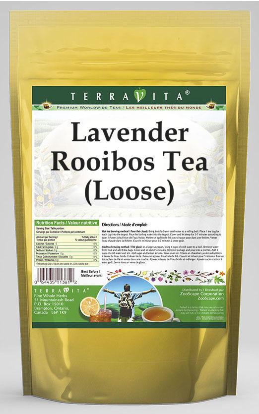 Lavender Rooibos Tea (Loose)