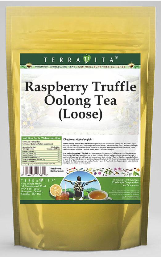 Raspberry Truffle Oolong Tea (Loose)