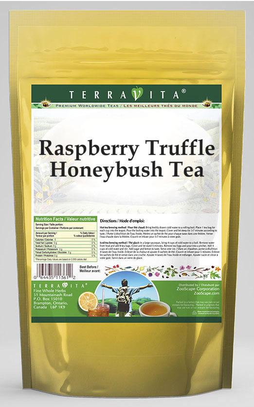 Raspberry Truffle Honeybush Tea