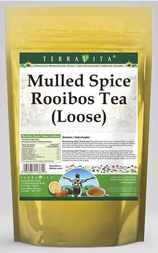 Mulled Spice Rooibos Tea (Loose)