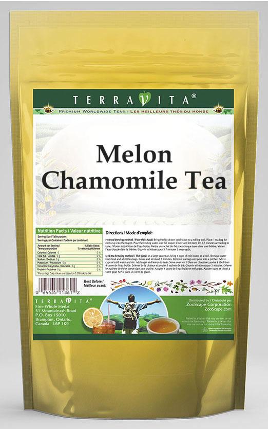 Melon Chamomile Tea