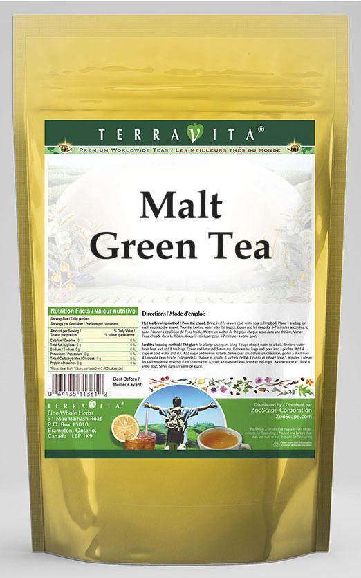 Malt Green Tea