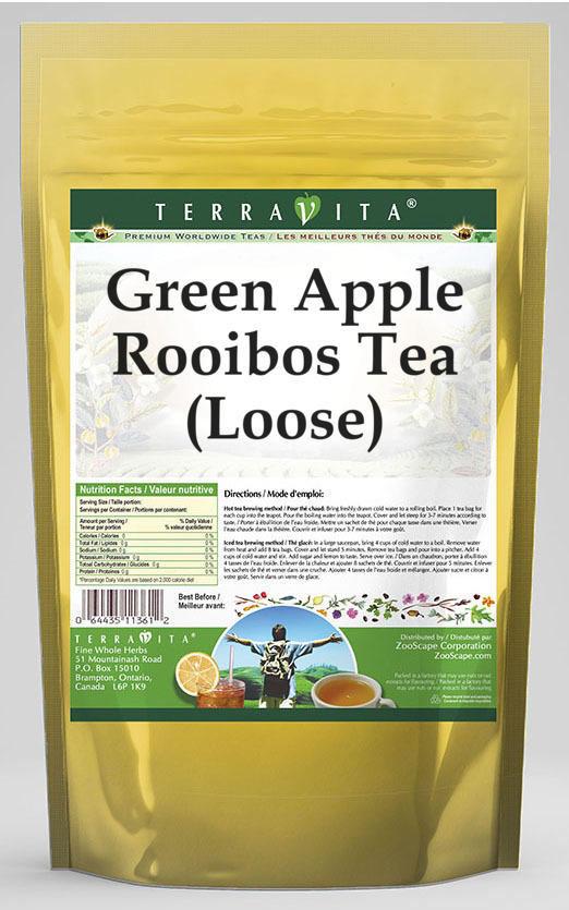 Green Apple Rooibos Tea (Loose)