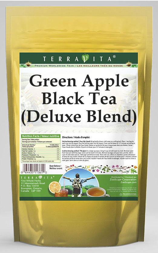 Green Apple Black Tea (Deluxe Blend)