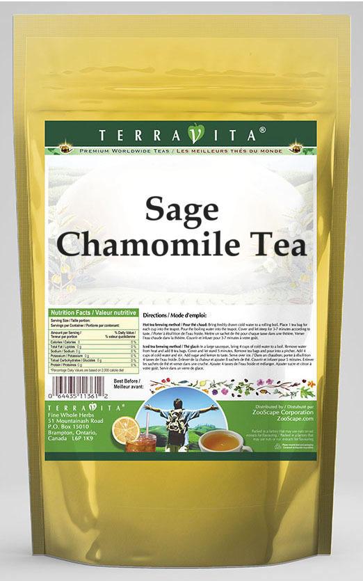 Sage Chamomile Tea