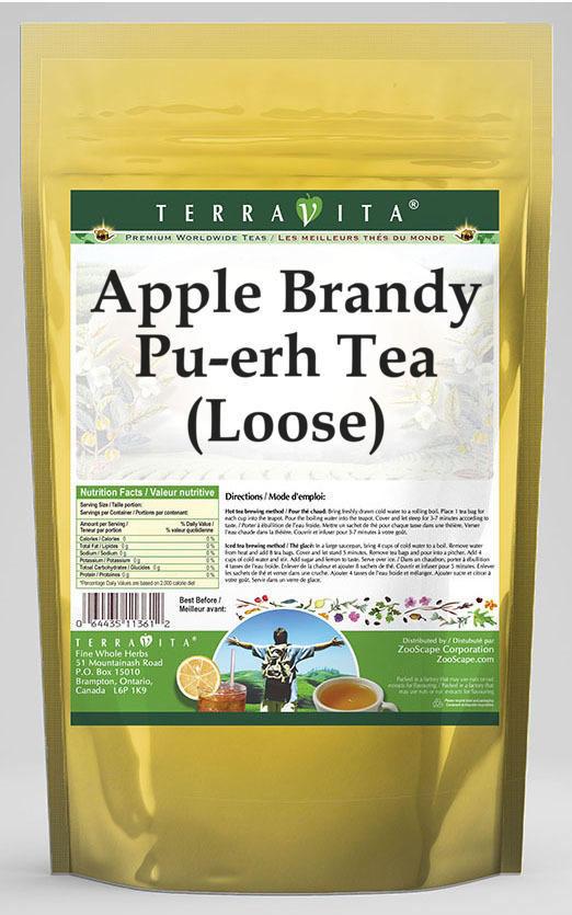Apple Brandy Pu-erh Tea (Loose)