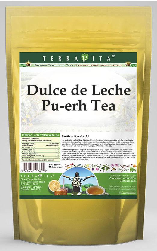Dulce de Leche Pu-erh Tea