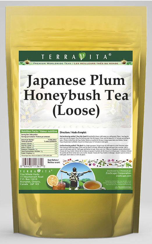 Japanese Plum Honeybush Tea (Loose)