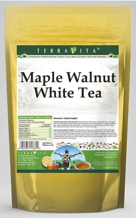 Maple Walnut White Tea
