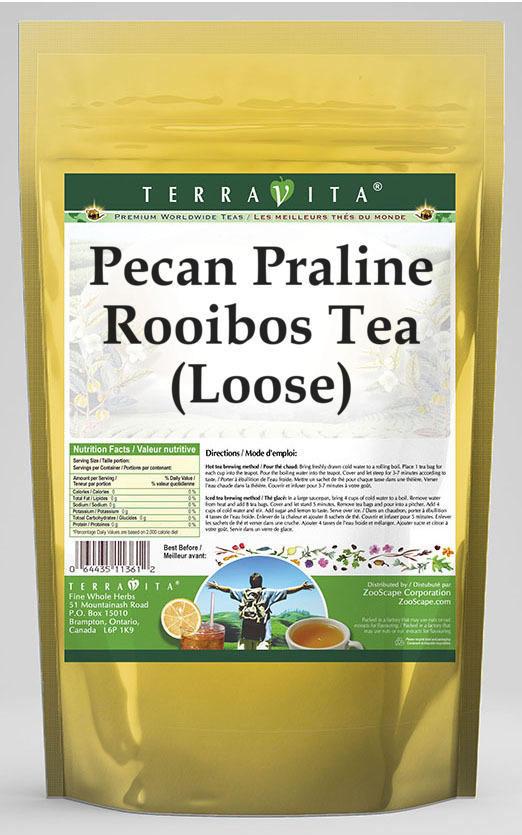 Pecan Praline Rooibos Tea (Loose)
