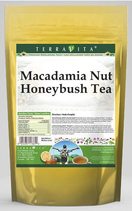 Macadamia Nut Honeybush Tea