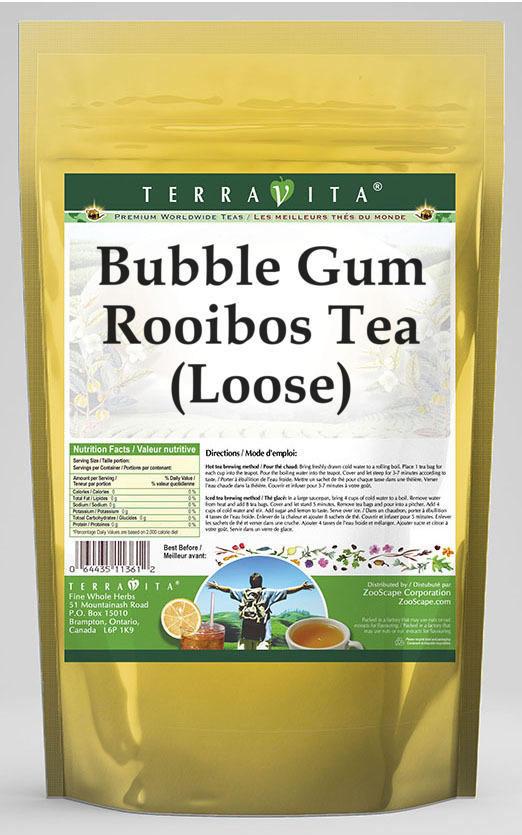 Bubble Gum Rooibos Tea (Loose)