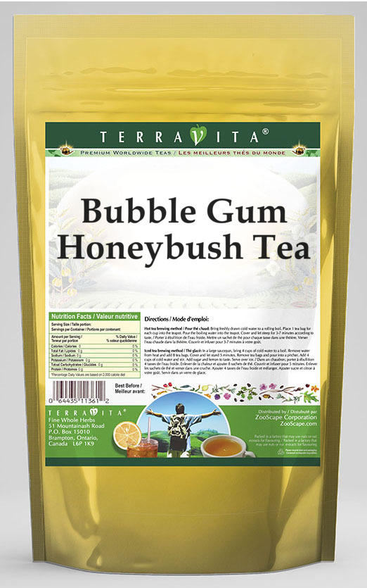 Bubble Gum Honeybush Tea
