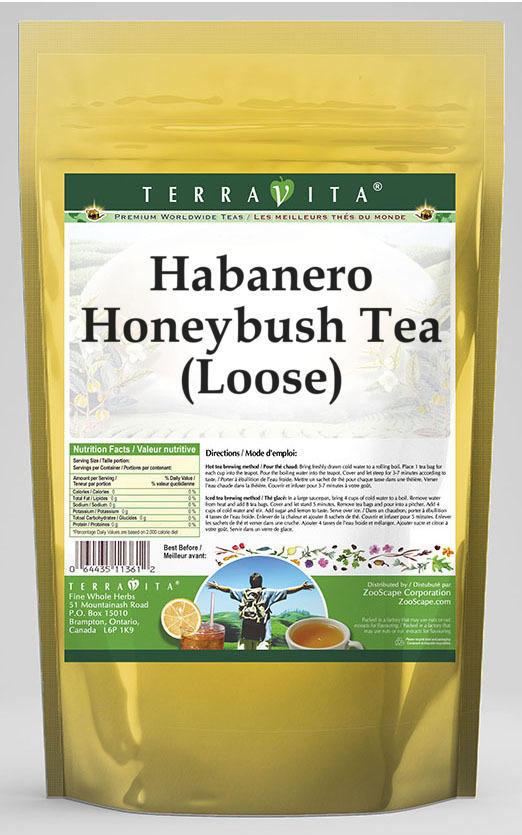 Habanero Honeybush Tea (Loose)