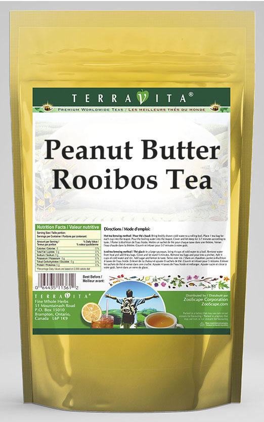Peanut Butter Rooibos Tea