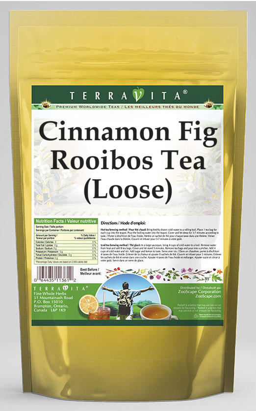 Cinnamon Fig Rooibos Tea (Loose)