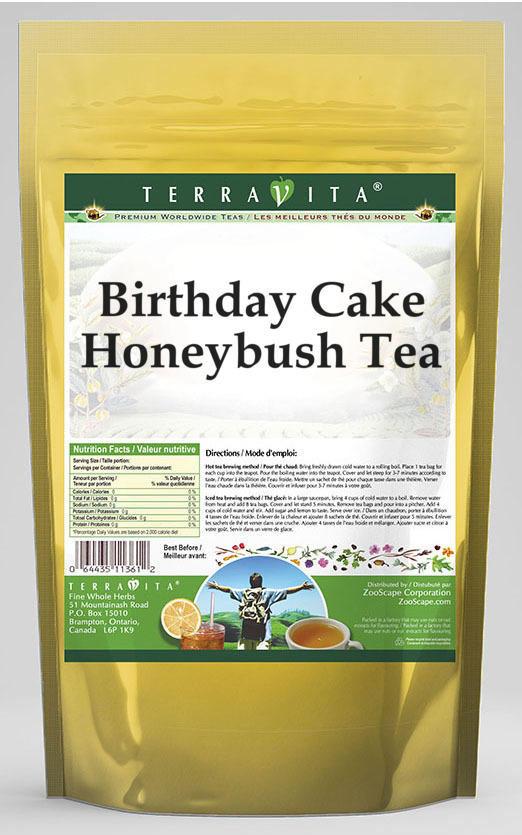 Birthday Cake Honeybush Tea