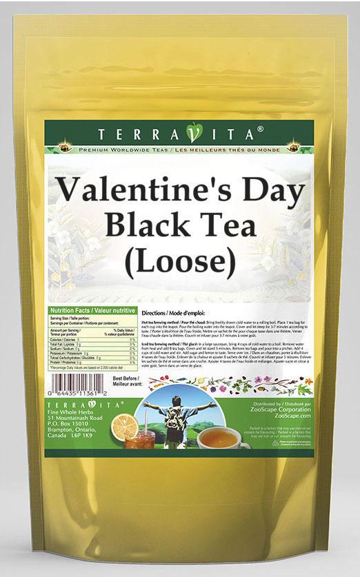 Valentine's Day Black Tea (Loose)