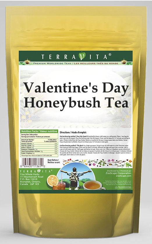 Valentine's Day Honeybush Tea