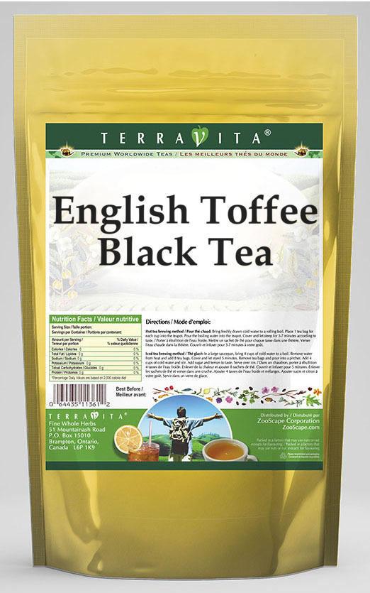 English Toffee Black Tea