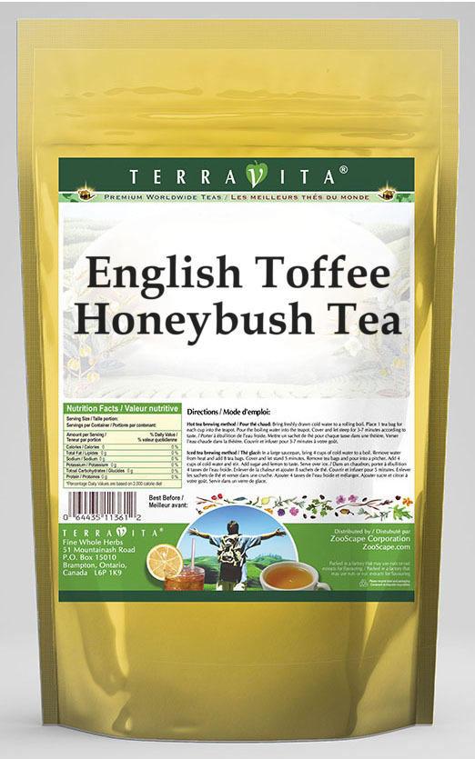 English Toffee Honeybush Tea