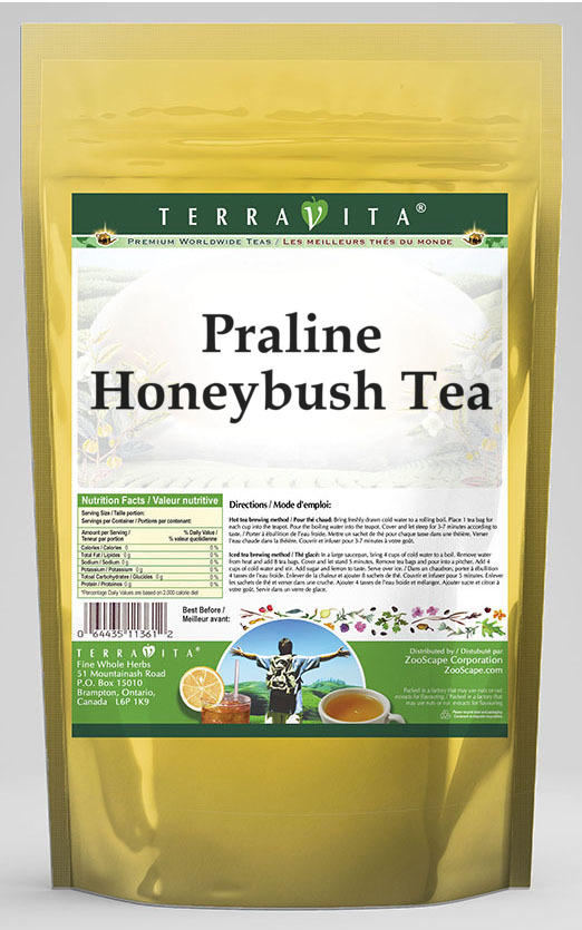 Praline Honeybush Tea