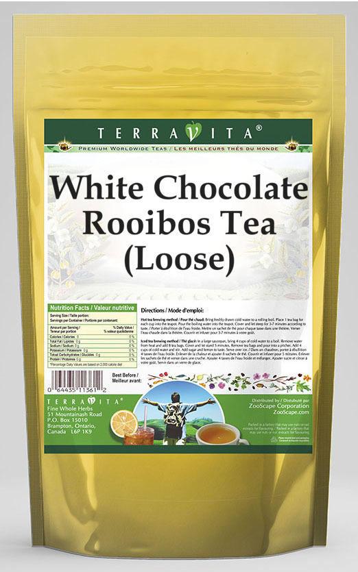 White Chocolate Rooibos Tea (Loose)