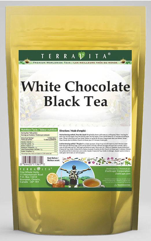 White Chocolate Black Tea