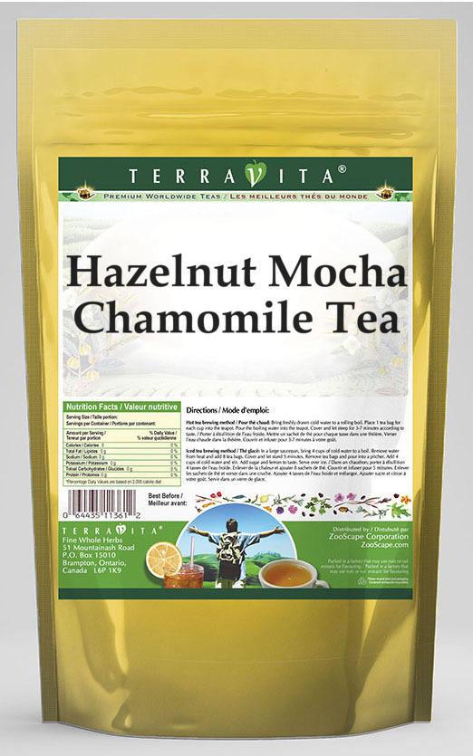 Hazelnut Mocha Chamomile Tea